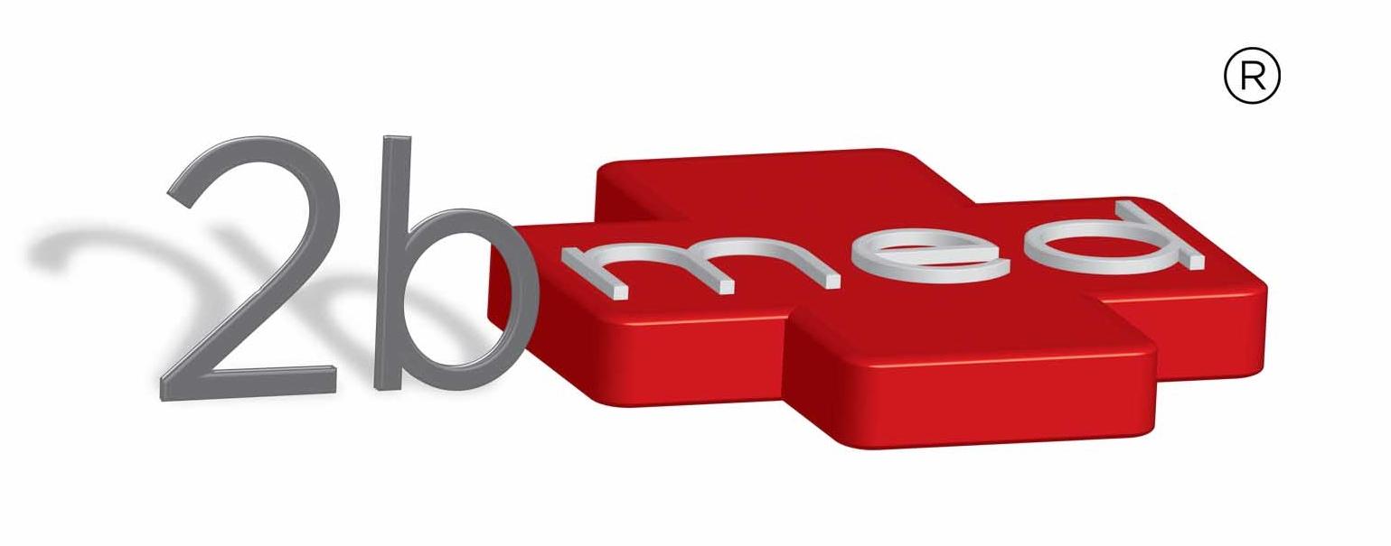Logo 2b med